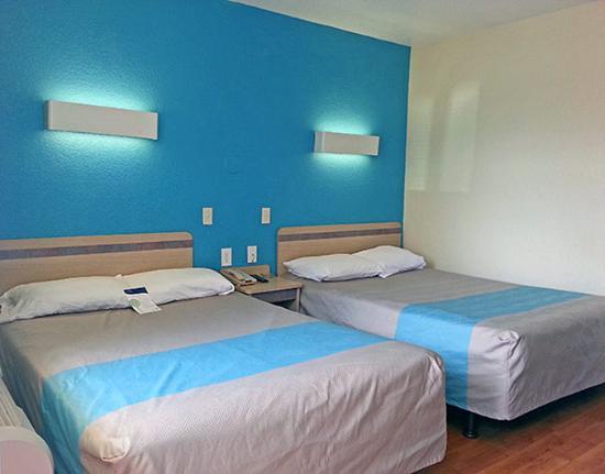 Motel 6 Victoria: MDouble