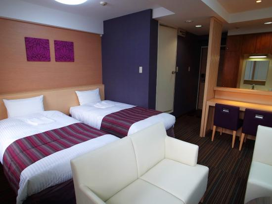 Hotel MyStays Asakusa: guest room