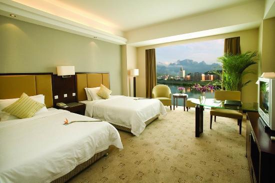 Yichen International Hotel: Double Room