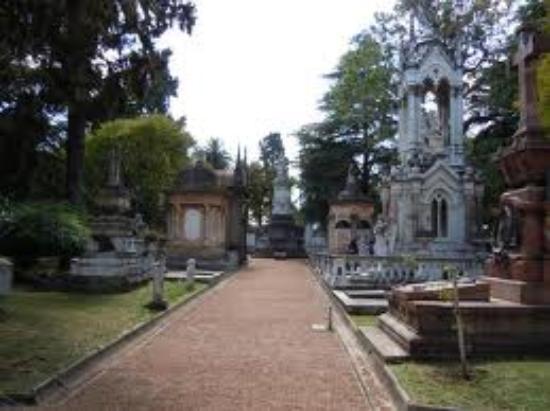 Cementerio de Paysandu