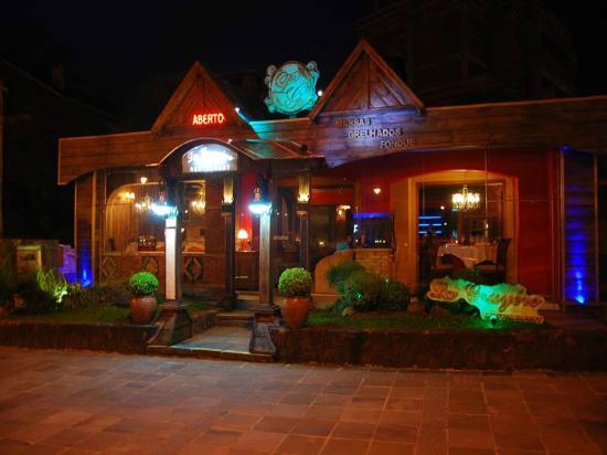 La Gruyere Restaurant : Fachada