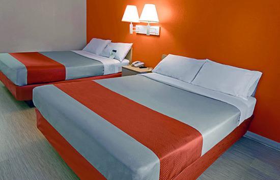 Motel 6 Vallejo : MDouble