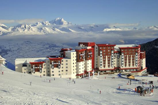 Club Med La Plagne 2100 - French Alps