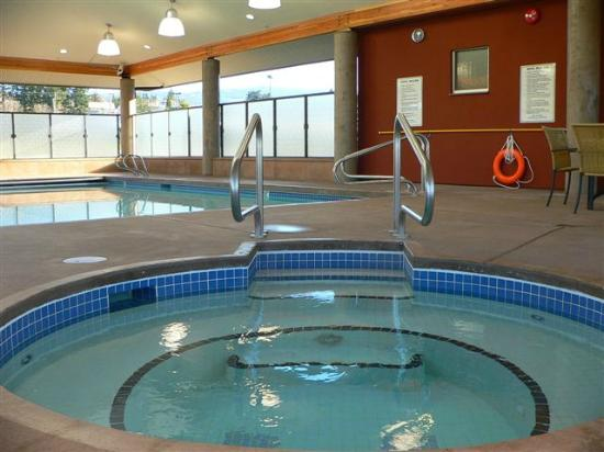 The Hospitality Inn: Heated Saltwater Pool and Hot Tub
