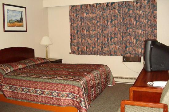 Inter City Motel: Guest Room