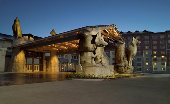 Great Wolf Lodge - Grand Mound, WA
