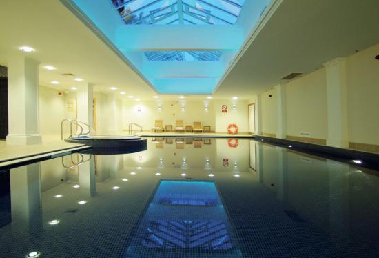 Savill Court Hotel & Spa: Savill Spa Pool