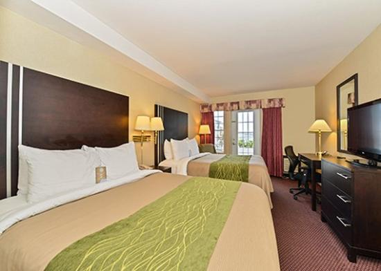 Comfort Inn Halifax: guest room