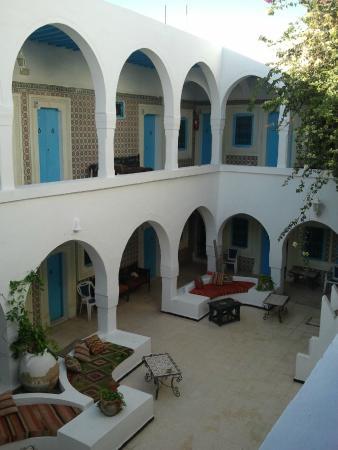 Djerba-Erriadh : innenbereich