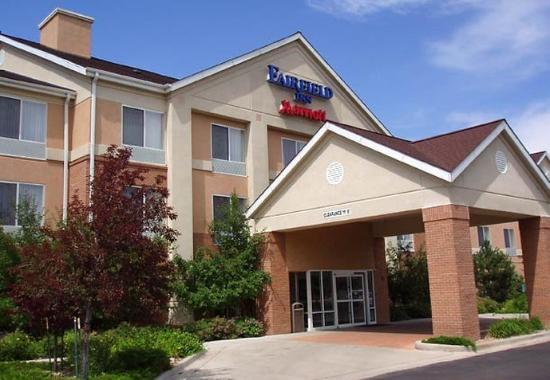 Fairfield Inn & Suites Denver North / Westminster: Exterior