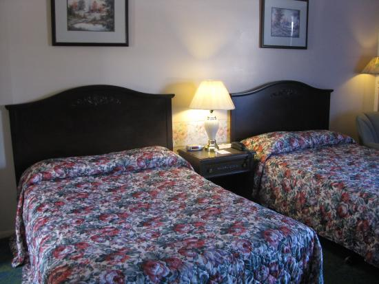 Chipican Motel: Guest room