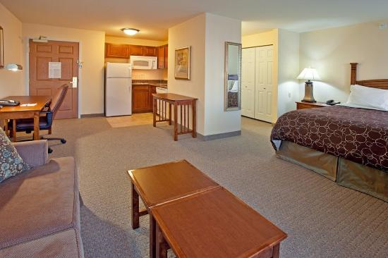 Staybridge Suites Albuquerque - Airport: Queen Studio