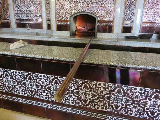 Asados Nazareno: Wood Burning Oven