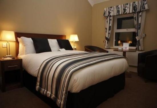 Kimberley Hotel: Deluxe Double