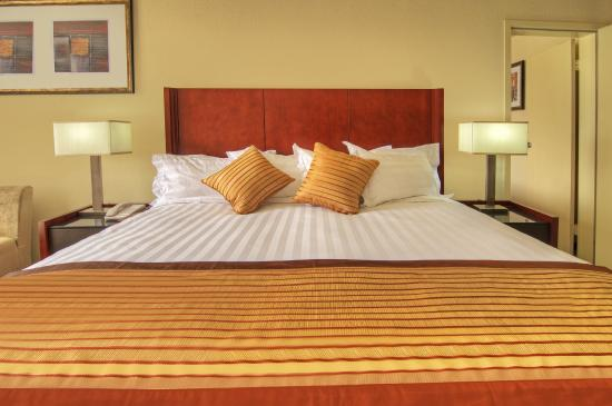 Ramada Palmdale : THE Palmdale Hotel King Bed Hotel Room