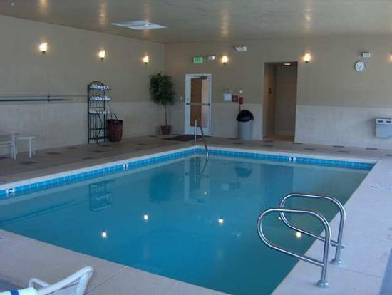 Hampton Inn Cedar City: Recreational Facilities