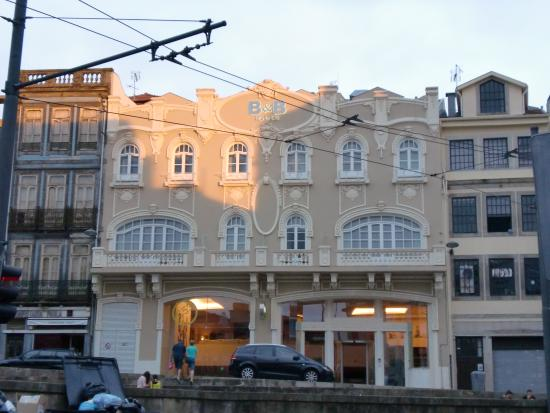 foto de moov hotel porto centro oporto fachada lind ssima tripadvisor. Black Bedroom Furniture Sets. Home Design Ideas