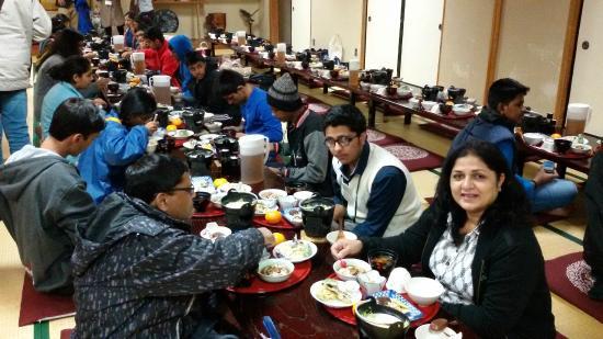 Hotel Kosho : dinning area