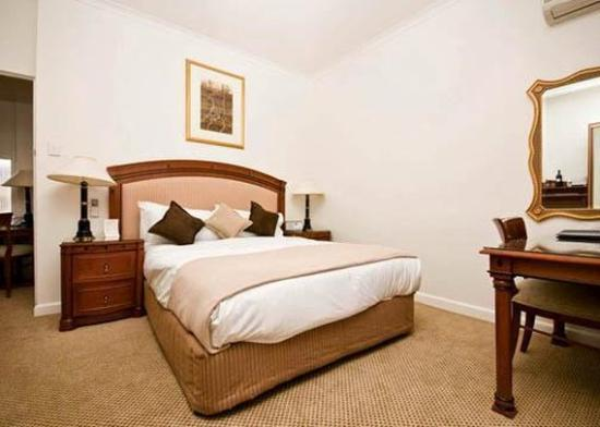 Quality Inn Country Plaza Queanbeyan : Guest Room