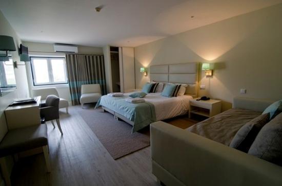 Estalagem do Forte Muchaxo: Guest Room