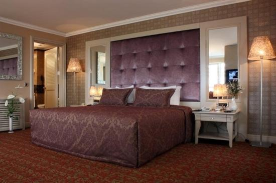 Dream Hill Business Deluxe Hotel : Suite Room