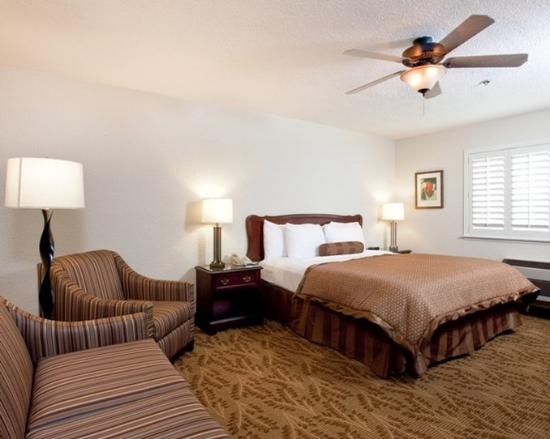 Governors Inn Hotel: Guest Room