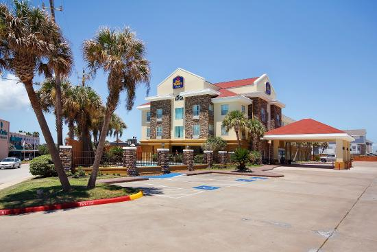 BEST WESTERN PLUS Seawall Inn & Suites by the Beach: Hotel Exterior