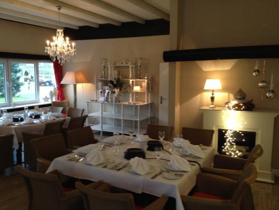 Hotel Moselblick: Dinner room