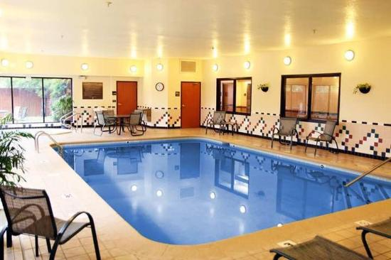 Hampton Inn Mt. Pleasant: Recreational Facilities
