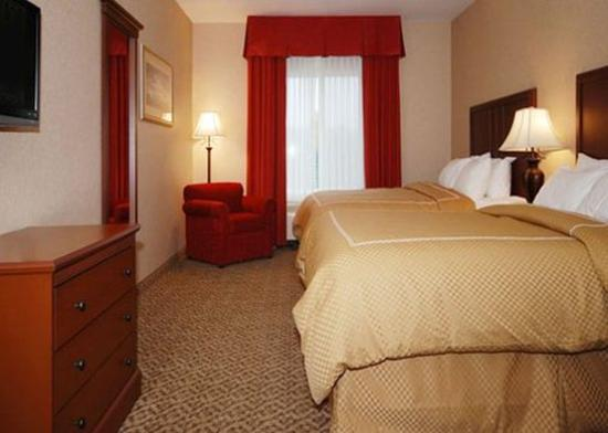 Comfort Suites Anchorage International Airport: Guest Room