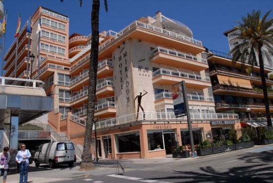 Hotel Mirador: Exterior