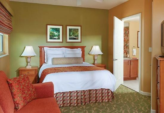 Marriott's Villas at Doral: Villa Guest Bedroom