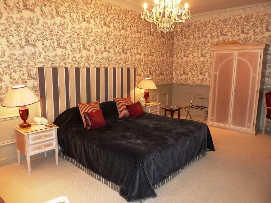 Tufton Arms Hotel: Guest Bedroom