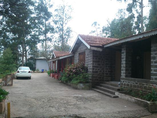 TTDC Hotel Tamilnadu Kodaikanal: Cottage-TTDC