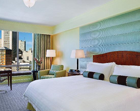 Four Seasons Hotel San Francisco: SFRroom