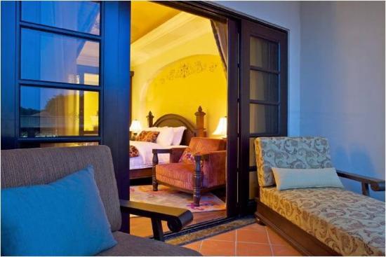 โรงแรมคาซา เดล รีโอ มะละกา: Balcony View