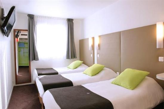 Campanile Nice Centre - Acropolis: Triple Room