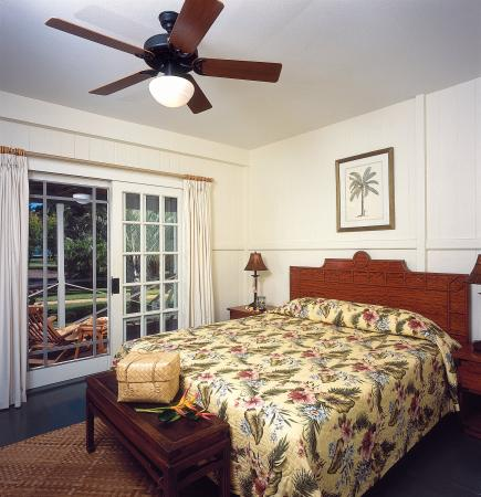 Waimea Plantation Cottages: Bullpen - Bedroom