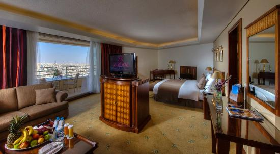 Le Royal Hotel Amman: Business Suite