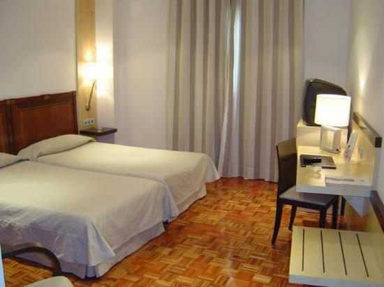 Don Curro Hotel: Guest Room
