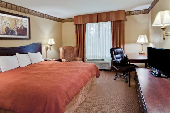 Country Inn & Suites By Carlson, Hot Springs: CountryInn&Suites HotSprings GuestRoom
