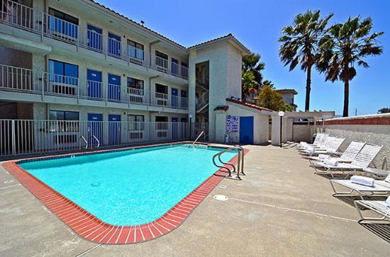 Motel 6 Fairfield/Napa Valley CA: MPool