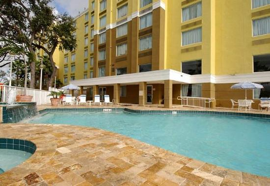 SpringHill Suites Ft Lauderdale Airport & Cruise Port Photo