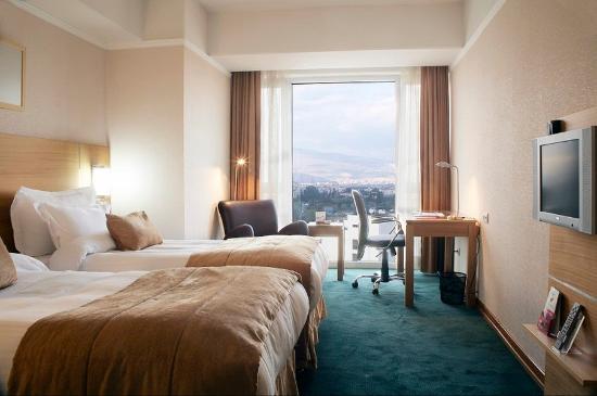 Anemon Fuar Hotel: Guest Room