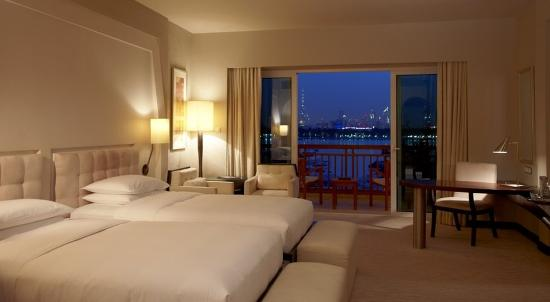 Park Hyatt Dubai : Park Twin Room Creek View