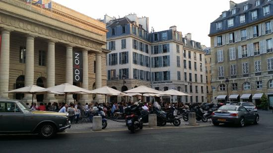 Hôtel Michelet Odéon : Hotel Michelet Odeon