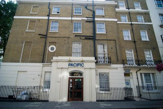 Pacific Hotel: Pacific Of