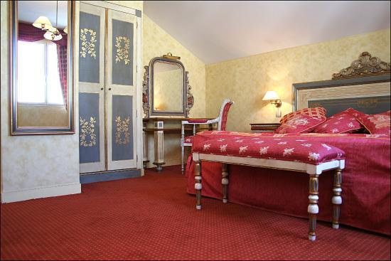 Villa Beaumarchais : Guest room