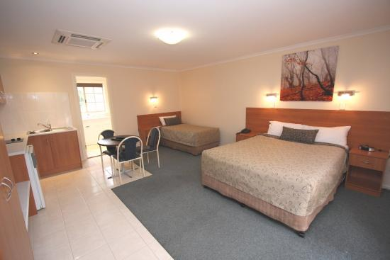Comfort Inn Clare Central: Deluxe Twin Room