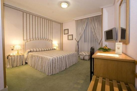 Hotel Helmantico Salamanca : Guest Room